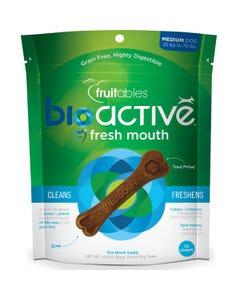 Fruitables Bioactive Dental Chew - Medium