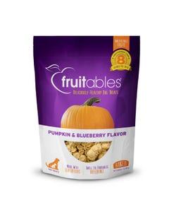Fruitables Pumpkin & Blueberry Dog Treats
