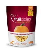 Fruitables Pumpkin & Cranberry Dog Treats