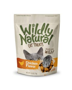 Fruitables Wildly Natural Cat Treats - Chicken