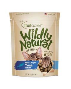 Fruitables Wildly Natural Cat Treats - Tuna