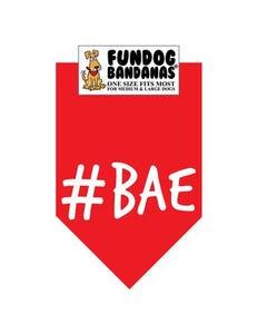 FunDog #BAE Bandana