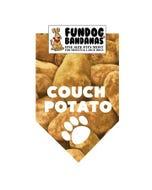 FunDog Couch Potato Bandana