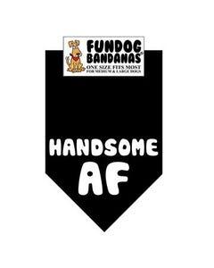 FunDog Handsome AF Bandana