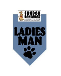 FunDog Ladies Man Bandana