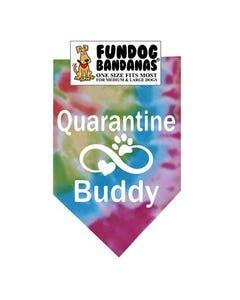 FunDog Quarantine Buddy Bandana