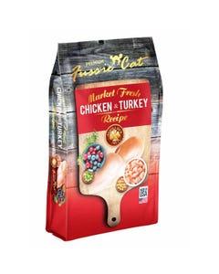 Fussie Cat Market Fresh - Grain Free Chicken & Turkey Recipe