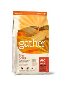 Gather Free Acres - Organic Free-Run Chicken Recipe for Cats
