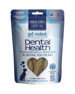 Get Naked Dental Health Bone - Large