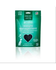 Get Naked Weight Management Dental Sticks