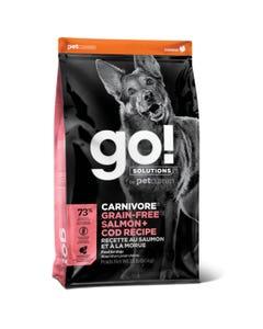 Go! Solutions Carnivore - Grain Free Salmon + Cod Recipe