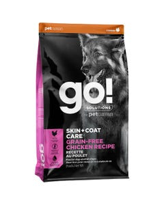 Go! Solutions Skin + Coat Care - Grain Free Chicken Recipe
