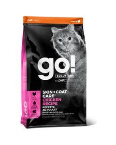 Go! Solutions Skin + Coat Care - Chicken Cat Recipe