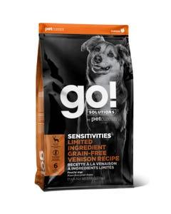 Go! Sensitivities Limited Ingredient Grain-Free Venison Recipe