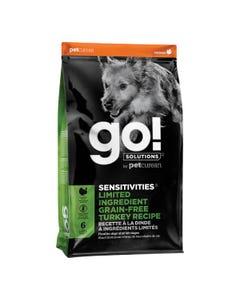 Go! Solutions Sensitivities - Limited Ingredient Grain-Free Turkey Recipe
