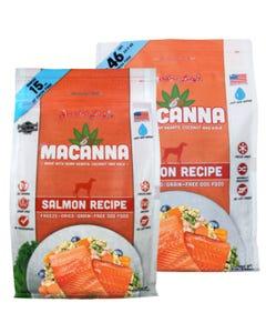 Grandma Lucy's Macanna Freeze Dried/Grain-Free Dog Food - Salmon Recipe