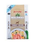 Grandma Lucy's Macanna Freeze Dried/Grain-Free Dog Food - Turkey Recipe