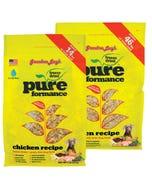 Grandma Lucy's Pureformance Freeze Dried/Grain-Free Dog Food - Chicken Recipe