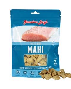 Grandma Lucy's Freeze-Dried Mahi Treats