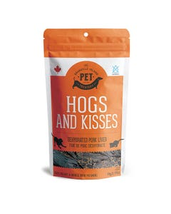 The Granville Island Pet Treatery - Hogs and Kisses
