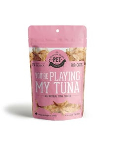 The Granville Island Pet Treatery Cat Treats - You're Playing my Tuna