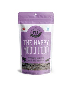 The Granville Island Pet Treatery - The Happy Moo'd Food