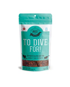 The Granville Island Pet Treatery - To Dive For!