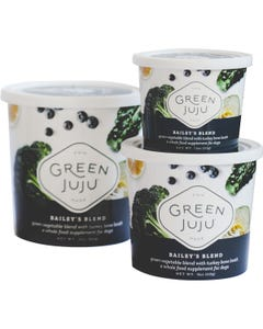 Green Juju Bailey's Blend Food Supplement for Dogs