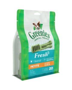 Greenies Fresh Dental Chews - Petite