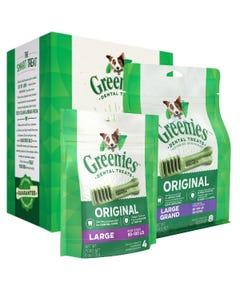 Greenies Original Large Dog Dental Treats