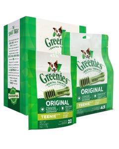 Greenies Original Teenie Dog Dental Treat