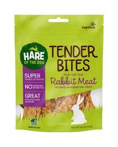 Hare of the Dog Rabbit Tender Bites for Dogs