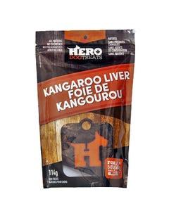 Hero Dog Treats - Kangaroo Liver