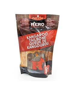 Hero Dog Treats - Kangaroo Tailbone