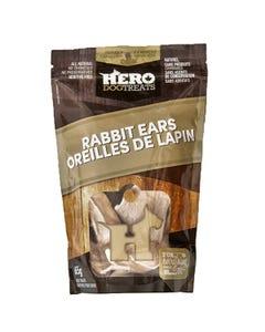 Hero Dog Treats - Rabbit Ears