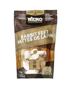 Hero Dog Treats - Rabbit Feet