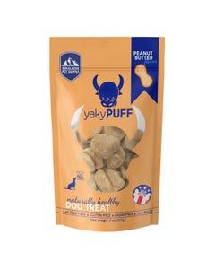Himalayan YakySNACKS - YakyPUFF Himalayan Peanut Butter Flavour Dog Treats