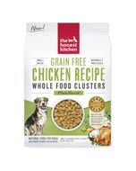 The Honest Kitchen Whole Food Clusters for Dogs - Grain Free Chicken