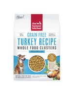 The Honest Kitchen Whole Food Clusters for Dogs - Grain Free Turkey