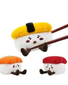 HugSmart Foodie Japan Dog Toy - Sushi Set