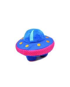 HugSmart Paw Invasion Dog Toy - UFO