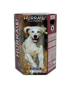 Hurraw Dehydrated Raw Dog Food - Savoury Pork - 2.5 kg