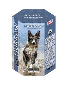 Hurraw Dehydrated Raw Dog Food - Fresh Fish