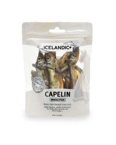 Icelandic+ Capelin Whole Fish Cat Treats