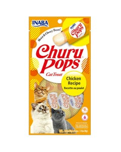 Inaba CIAO Churu Pops - Chicken Recipe