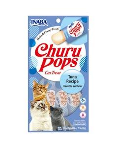 Inaba CIAO Churu Pops - Tuna Recipe