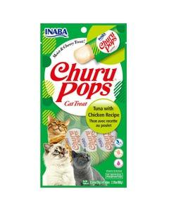 Inaba CIAO Churu Pops - Tuna With Chicken Recipe