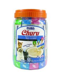 Inaba CIAO Churu Purées - Tuna 50P