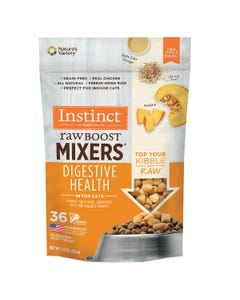 Instinct Raw Boost Mixers Digestive Health for Cats