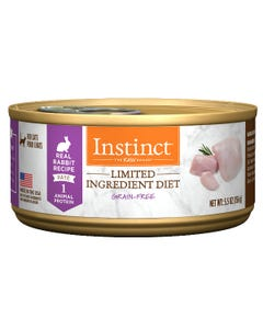 Instinct Limited Ingredient Diet Real Rabbit Recipe for Cats